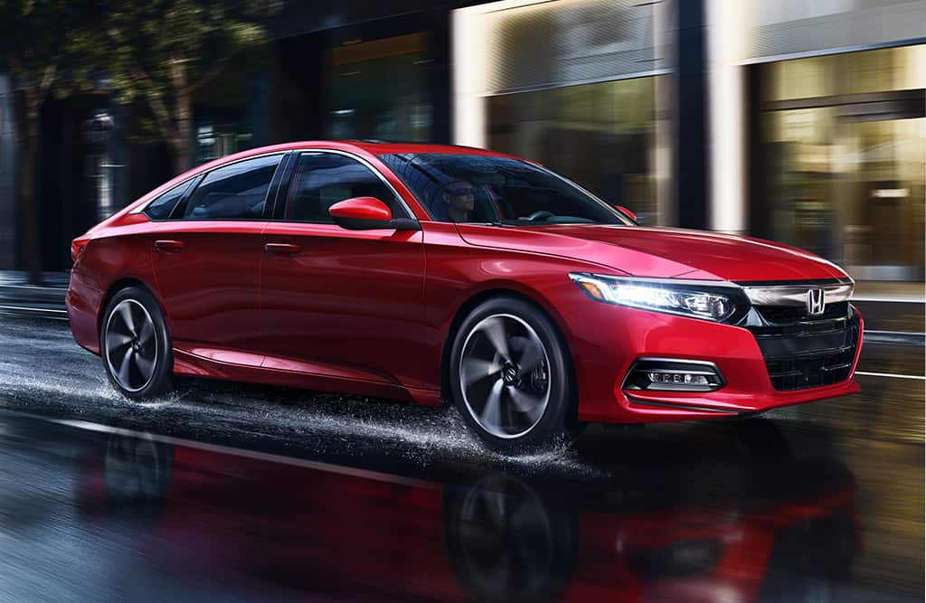 Shop The 2018 Honda Accord