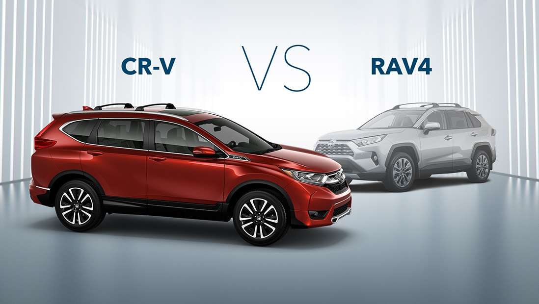 CR-V vs RAV4