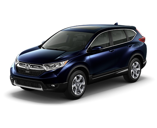2019 CR-V Continuously Variable Transmission 2WD EX