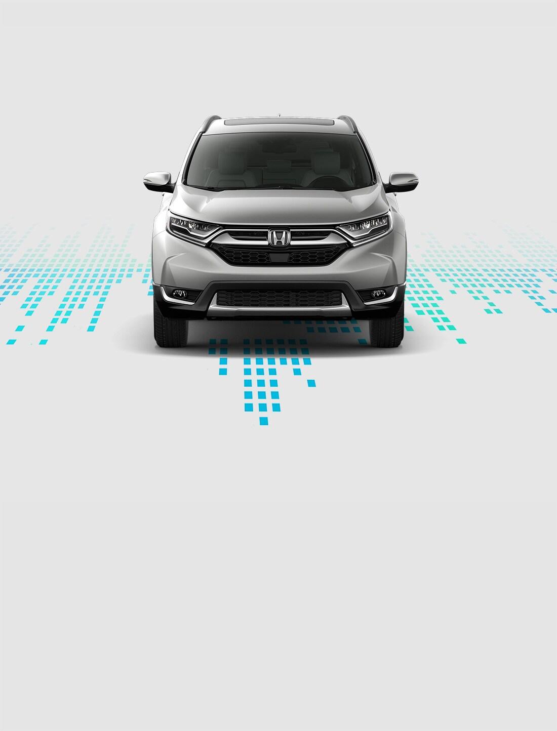 2019 Honda Cr V The Compact Sport Suv Honda