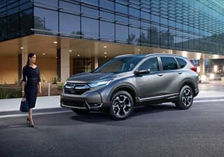 2017 Suv Models >> Shop for a Honda CR-V - Official Honda Website