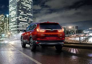 2018 Honda CRV Exterior Back Tailgate Tail Lights