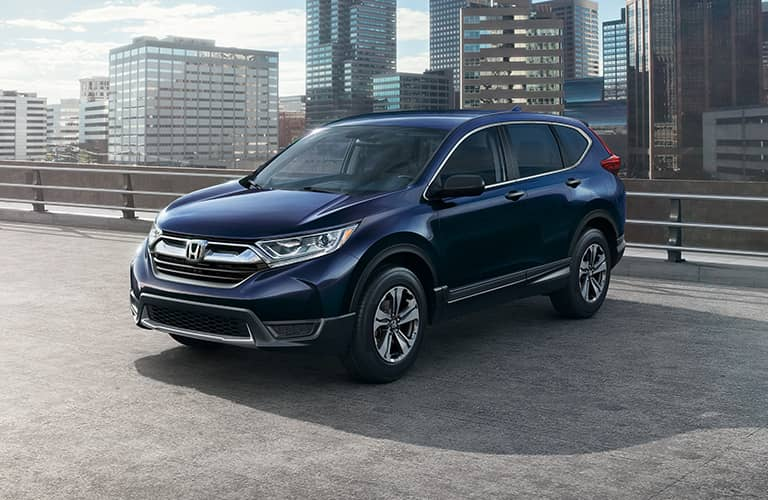 2018 Honda CR-V - The Sporty SUV | Honda