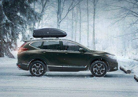 2018 Honda CRV Exterior Side Wheels Roof Rack AWD