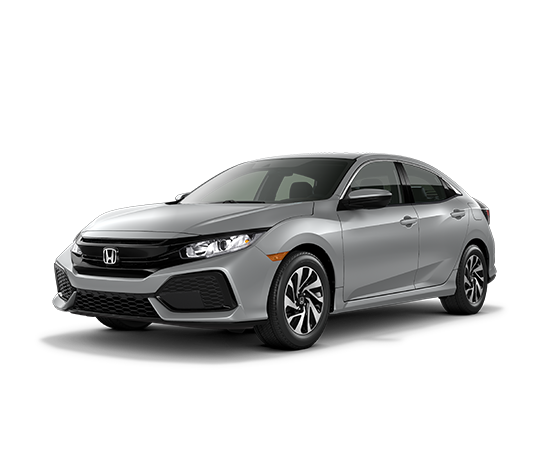 2019 Civic Hatchback Continuously Variable Transmission LX Featured Special Lease