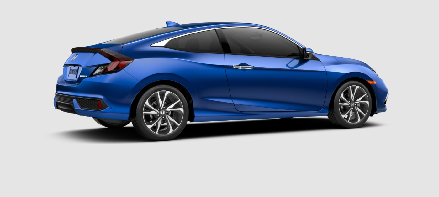 2019 Civic Coupe U2013 The Sporty U0026 Sophisticated Coupe | Honda