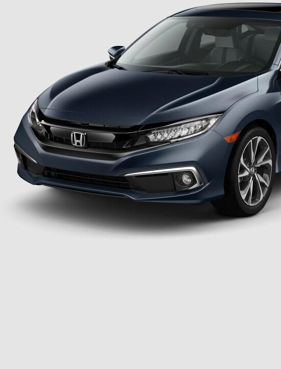 2019 Civic Sedan Restyled Sporty Design Honda