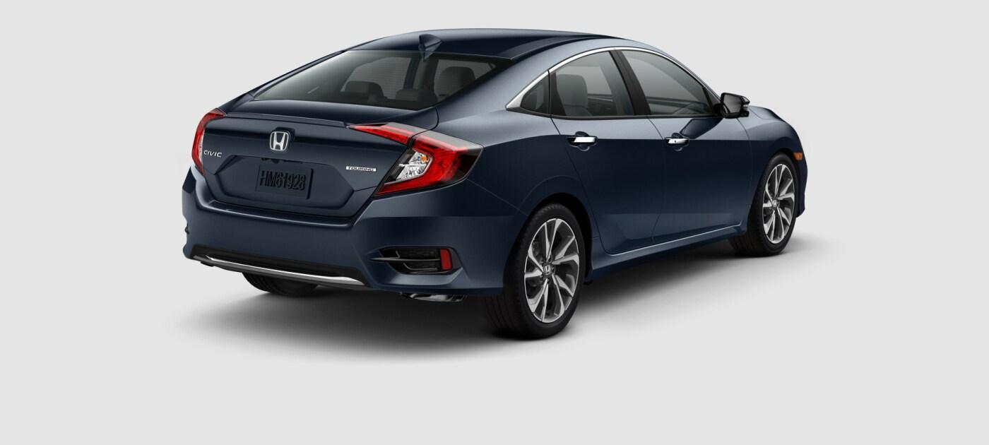 2019 Civic Sedan U2013 Restyled Sporty Design | Honda