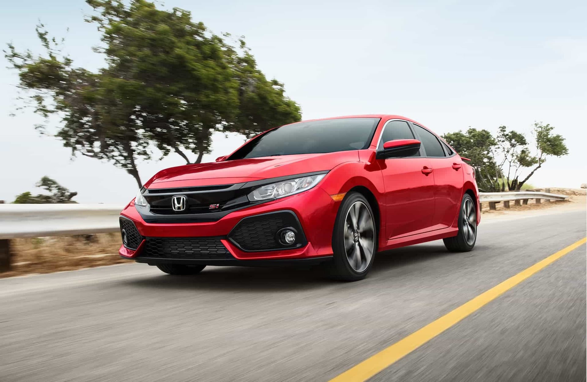 2019 Civic Si Sedan Compact Sport Sedan Honda