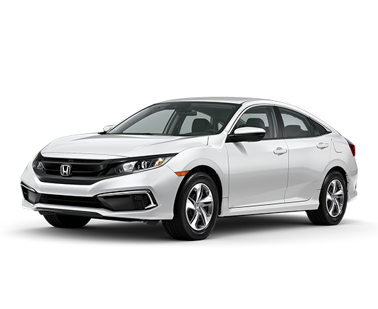 2019 Civic Sedan Continuously Variable Transmission Lx Featured Special Lease