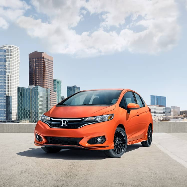2019 Honda Fit The Sporty 5 Door Car Honda