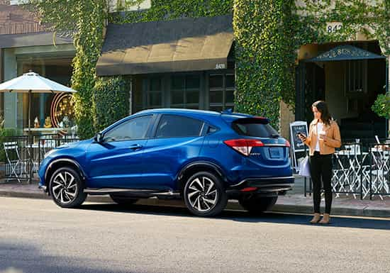 2019 Honda HR-V Shop Features Sport Styling