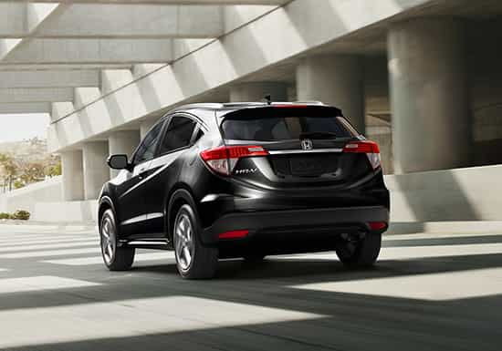 2019 Honda HR-V Shop Features i-VTEC Power