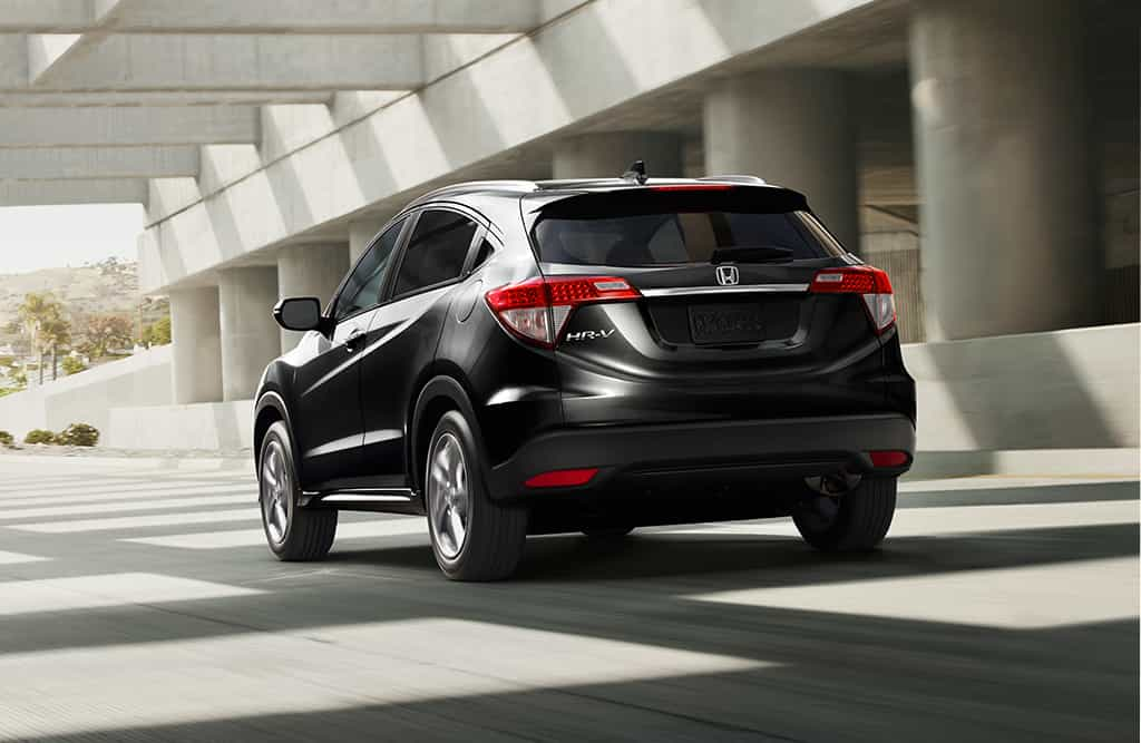 2019 Honda HR-V Shop Features Exterior Styling