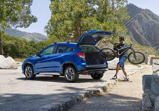 2019 Honda HR-V Shop Features Cargo Space