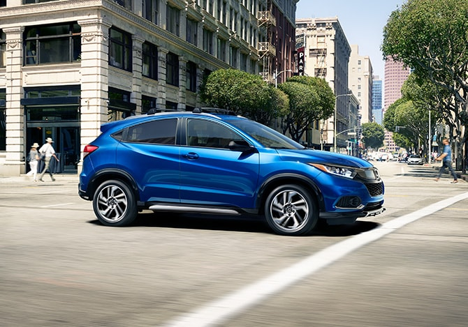 2019 Honda HR-V Shop Features Lifestyle