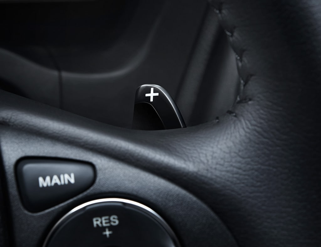 2019 Honda HR-V Shop Features Paddle Shifters