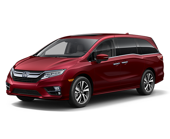 Honda Certified Pre-Owned Odyssey Special A.P.R. Financing