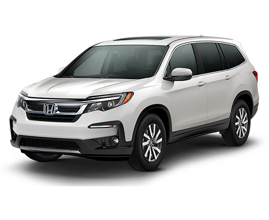 2019 Pilot 6 Speed Automatic 2WD EX-L Featured Special Lease