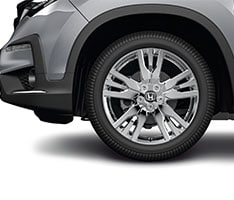 20 Inch Chrome Look Alloy Wheels With Tires