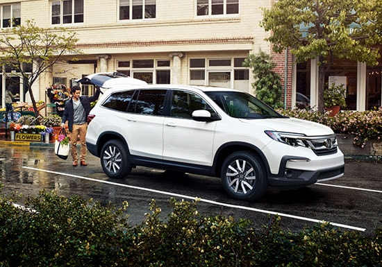 Shop the All-New 2019 Honda Pilot | Midsize Family SUV