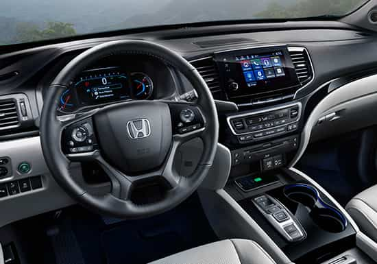 2019 Honda Pilot Interior Dash Beauty