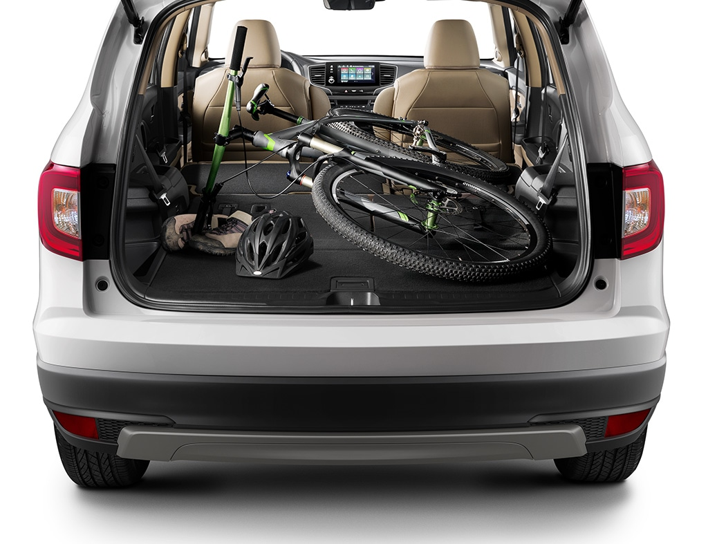 shop     honda pilot midsize family suv
