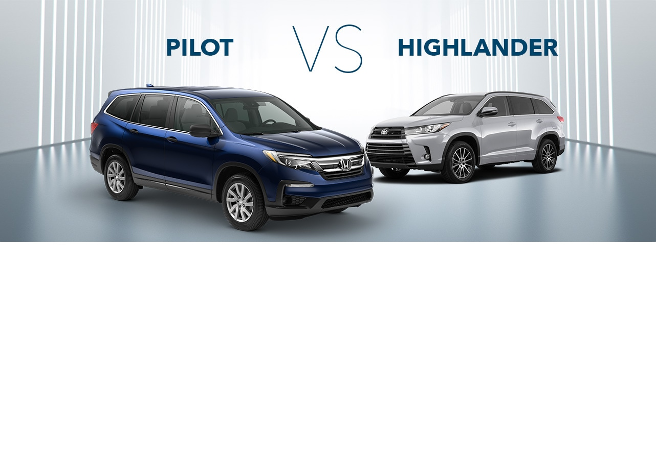 Pilot vs Highlander