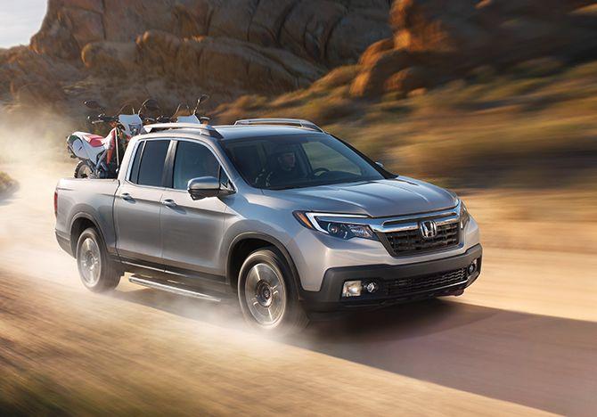 Honda Ridgeline 2019 Precio Fotos Millaje Especificaciones