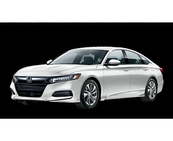 2020 Honda Accord Sedan LX Four-Door Sedan