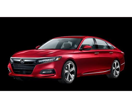 2020 Honda Accord Sedan Touring Four-Door Sedan
