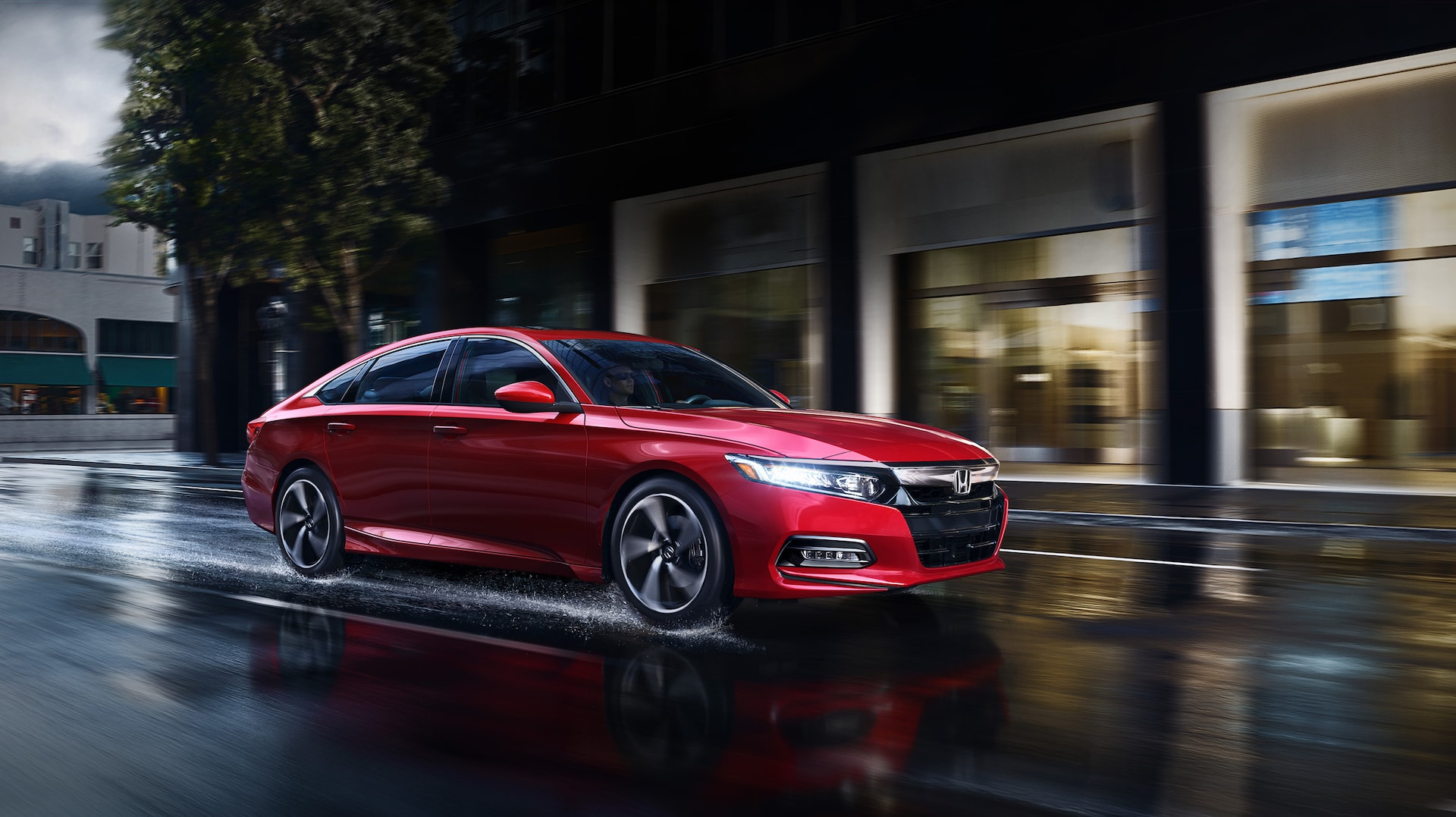 2020 Honda Accord Modern Midsize Sedan Honda
