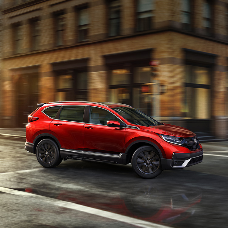 2020 Honda CR-V – The Midsize Sport SUV