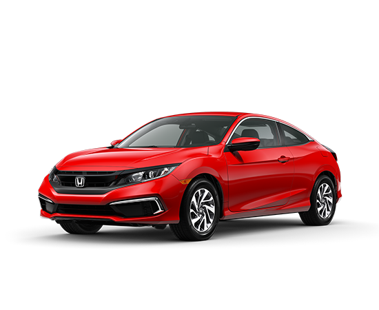 2020 Honda Civic Coupe LX Two-Door Coupe