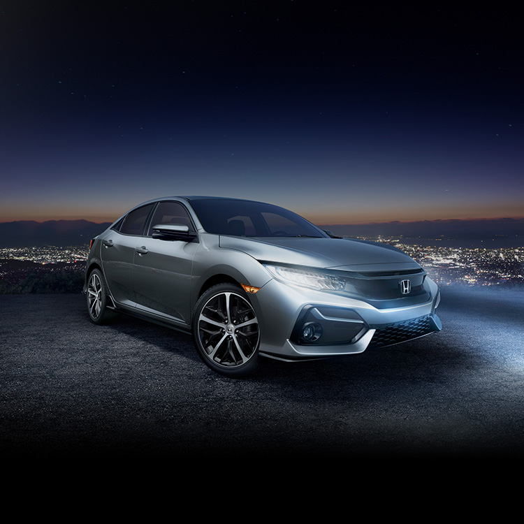 2020 Honda Civic Hatchback – The Sporty Hatchback