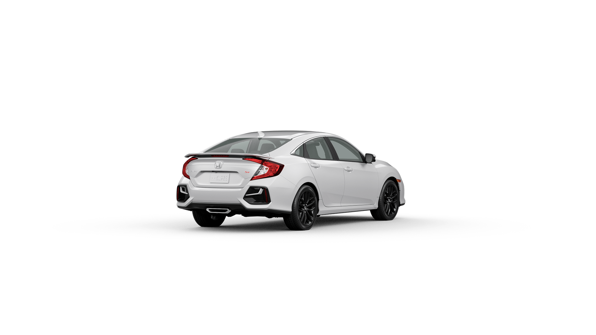 2020 Civic Si Sedan Compact Sport Sedan Honda