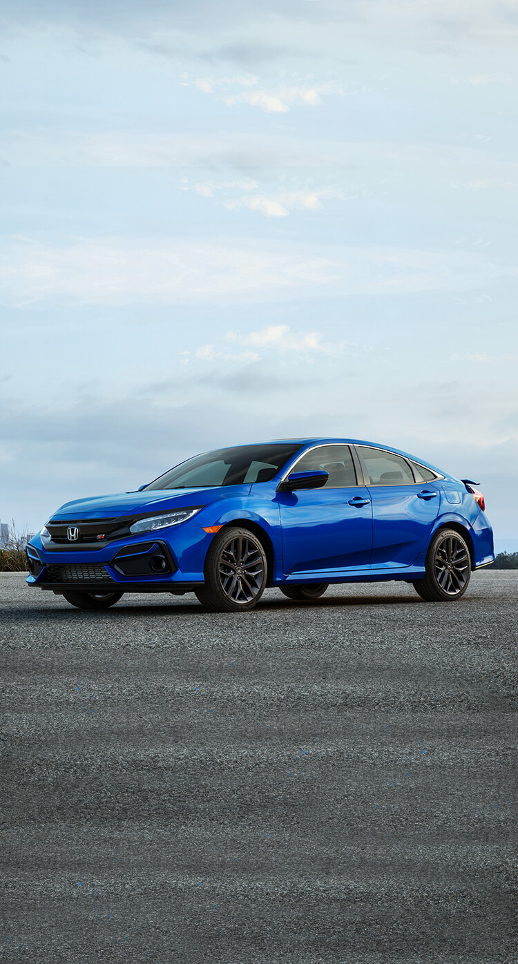 2020 Civic Si Sedan Compact Sport Sedan Honda