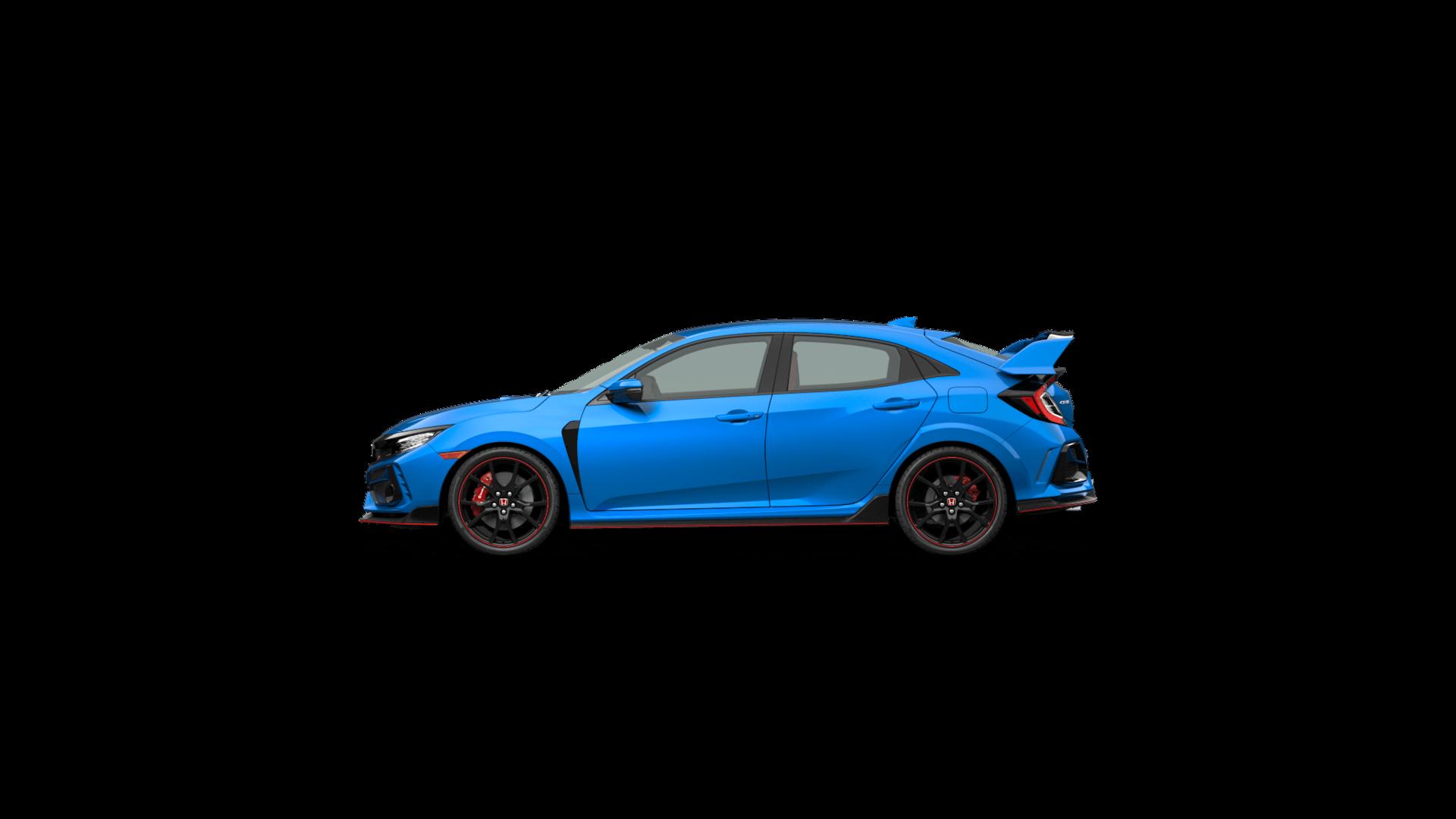 2020 Civic Type R Racing Inspired Redesigned Honda