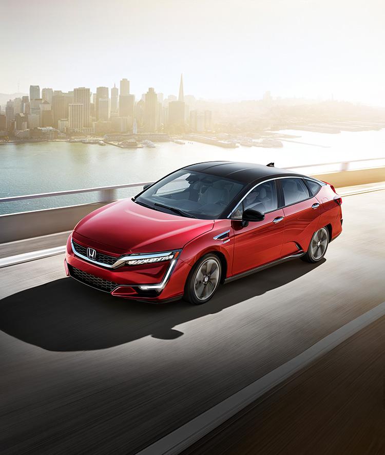 2020 Honda Clarity Fuel Cell – Hydrogen Powered Car