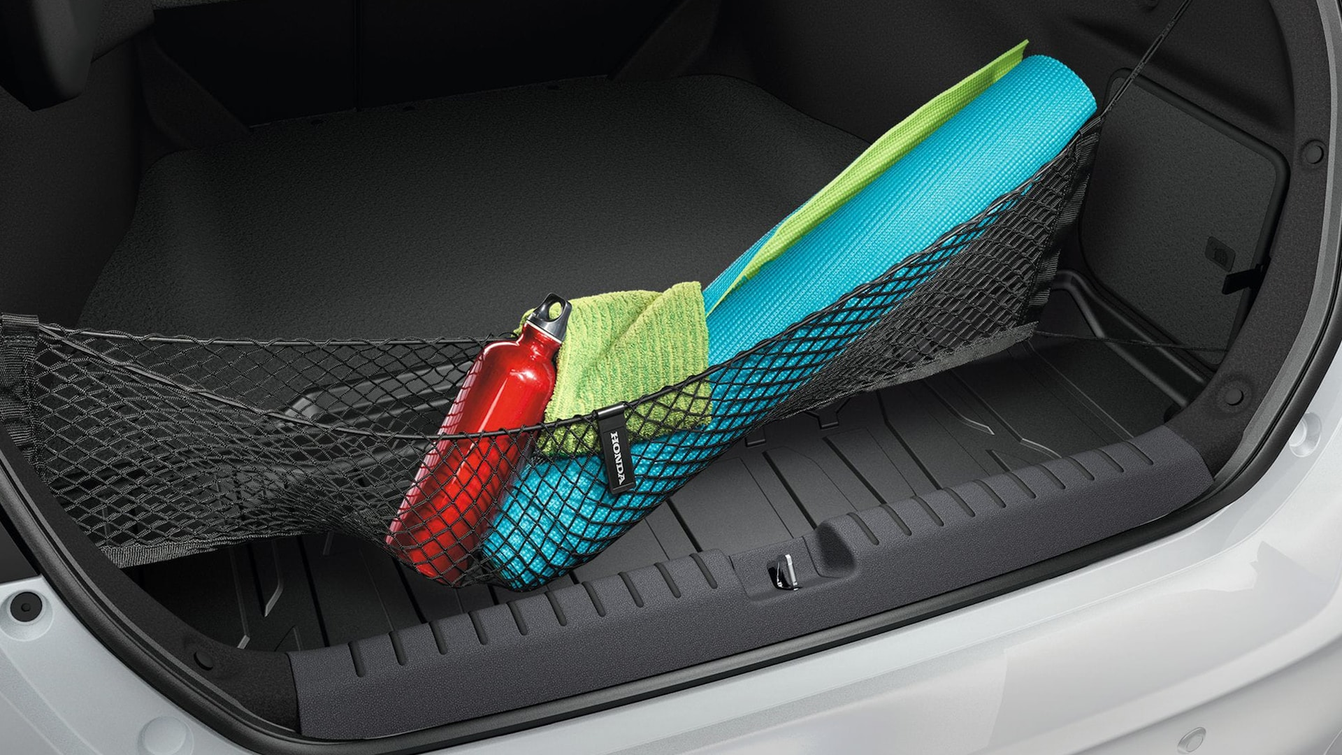 Honda Genuine Accessories cargo net.