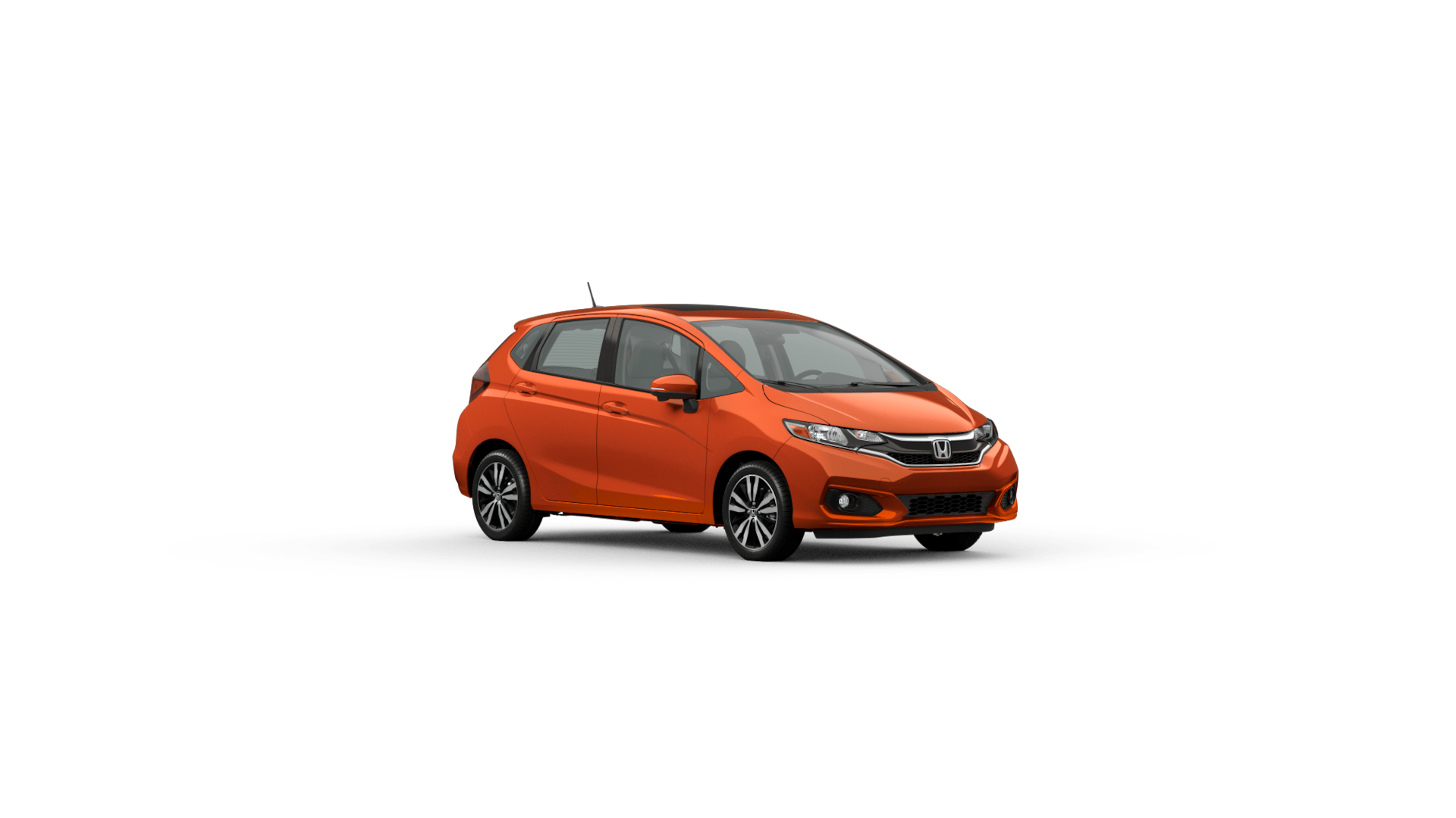 2020 Honda Fit The Sporty 5 Door Car Honda