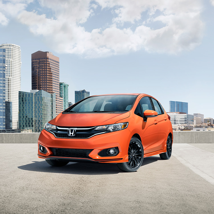 2020 Honda Fit – The Sporty 5-Door Car | Honda