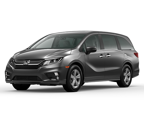 2020 Honda Odyssey EX-L with Navi and Rear Entertainment System
