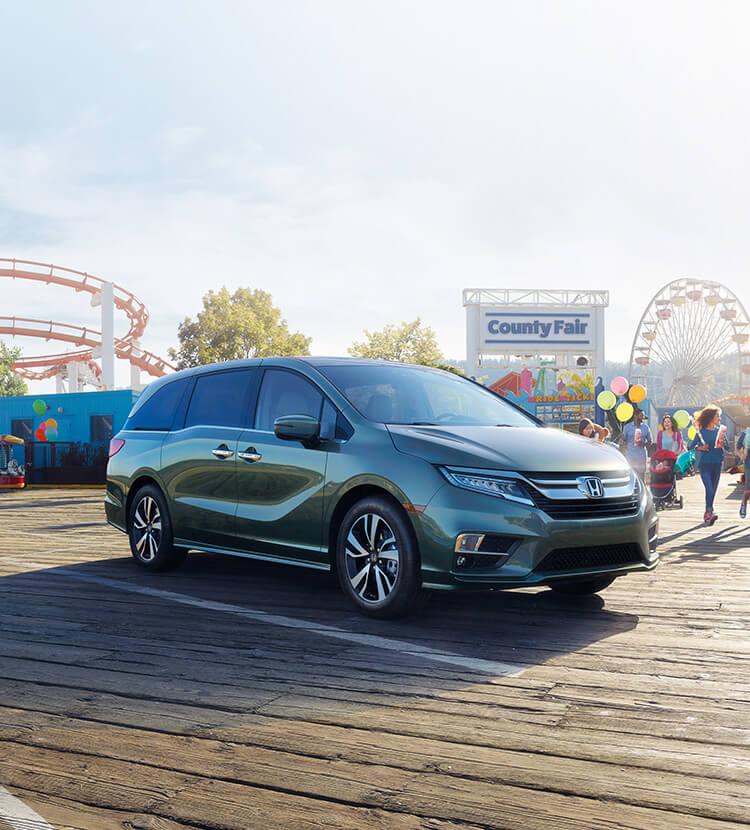 Owners Honda Com >> 2020 Odyssey The Fun Family Minivan Honda