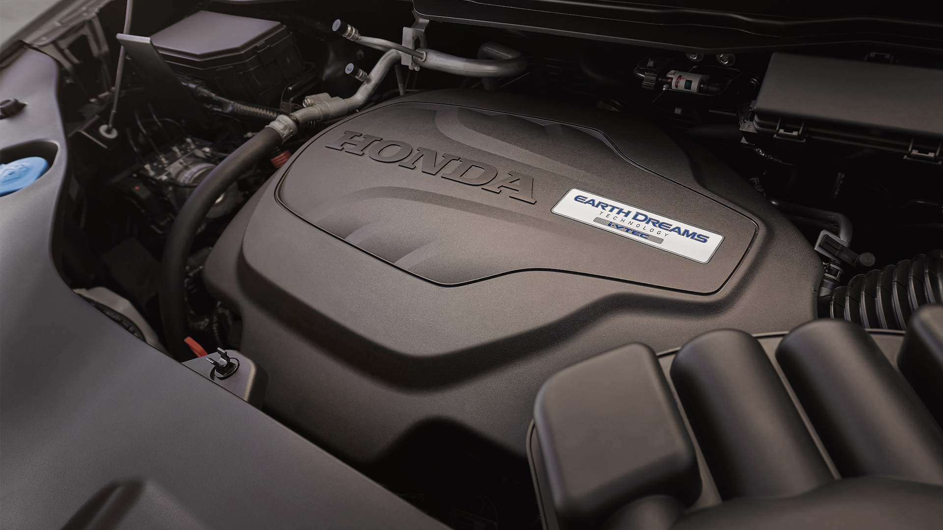 280-hp i-VTEC® V-6 engine on the 2020 Honda Passport Elite.