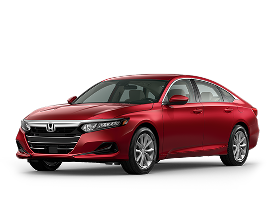 New 2021 Honda Accord 1.5T LX