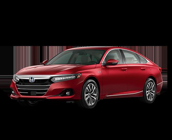 2021 Honda Accord Sedan Hybrid EX-L