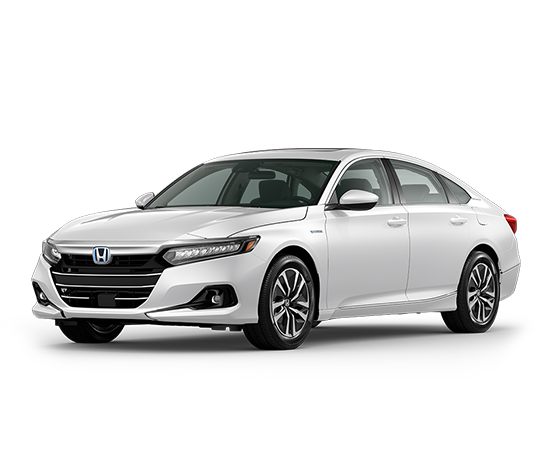 2021 Honda Accord Sedan Hybrid EX