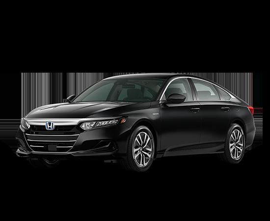 2021 Honda Accord Hybrid Hybrid Four-Door Sedan