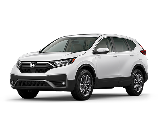 New 2021 Honda CR-V EX CVT FWD